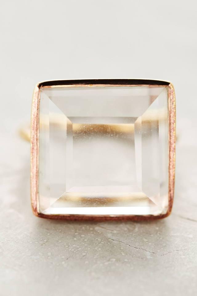 Quartz Match Ring by Lulu