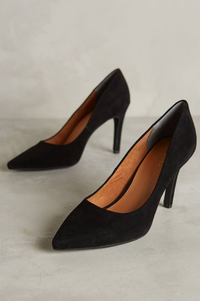 Allee Pumps by Lien.do