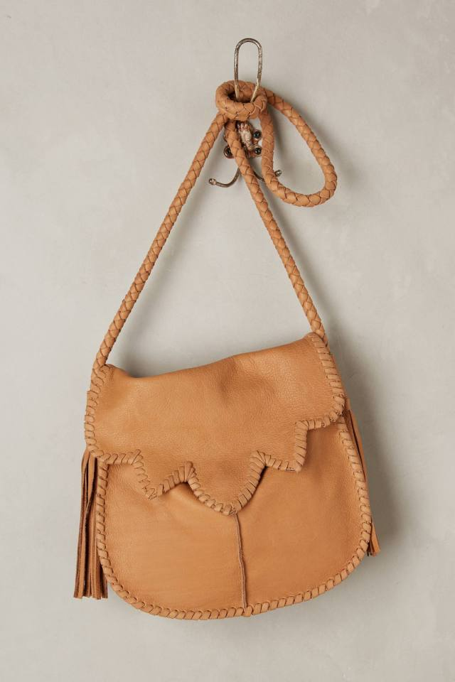 Fringed Wallet Crossbody by CNP