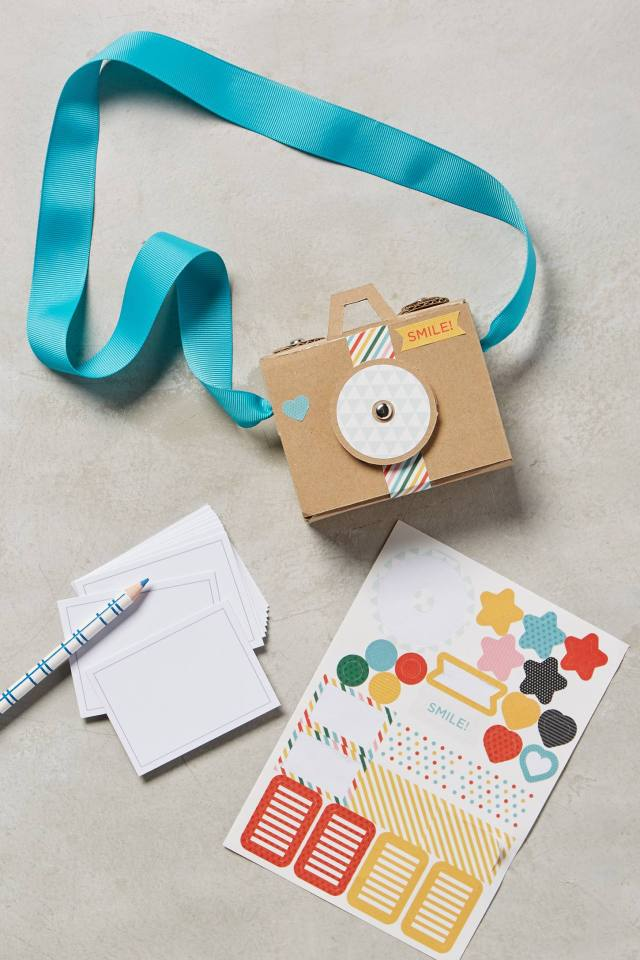 Toy Camera Kit by Petit Collage