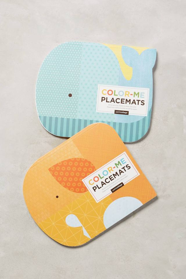 Placemat Doodle Pad