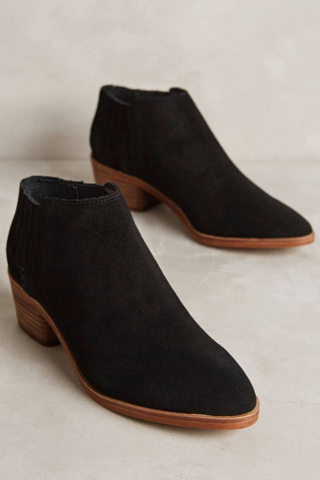 Brayden Ankle Boots by Dolce Vita