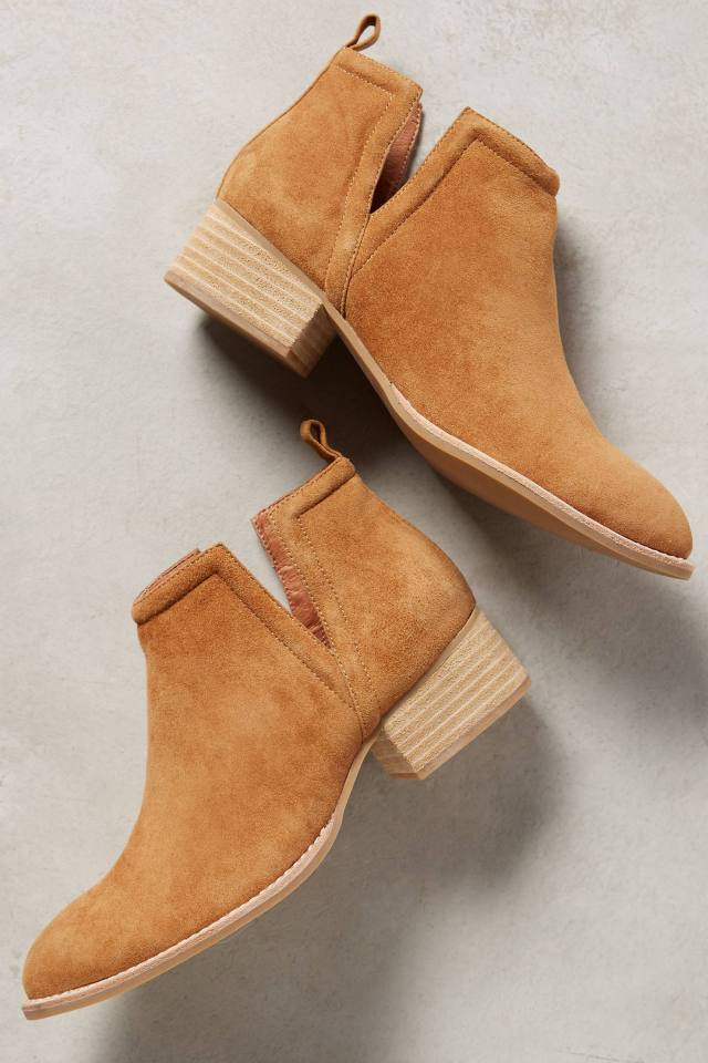 Muskrat Booties by Jeffrey Campbell