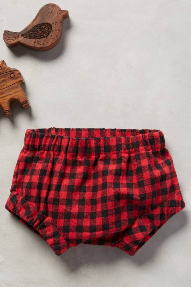 Buffalo Check Bloomers