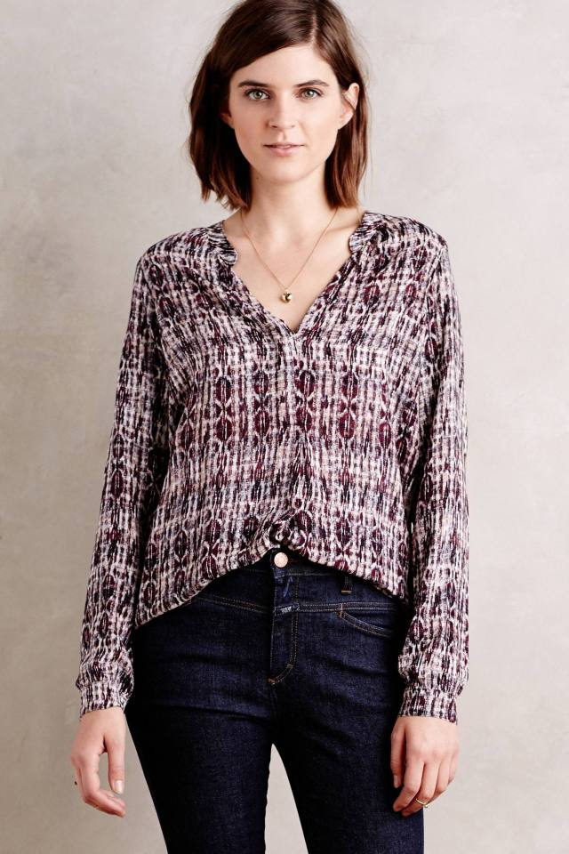 Lora Blouse by Velvet