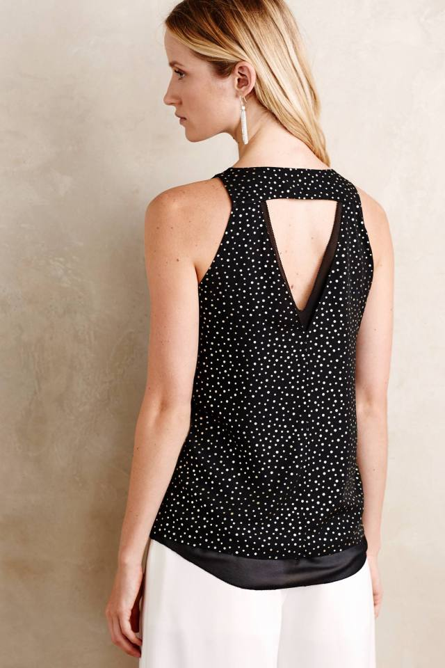 Moonshower Tank by Cooper & Ella
