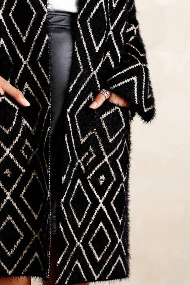 Geoplay Kimono Cardi by Hoss Intropia