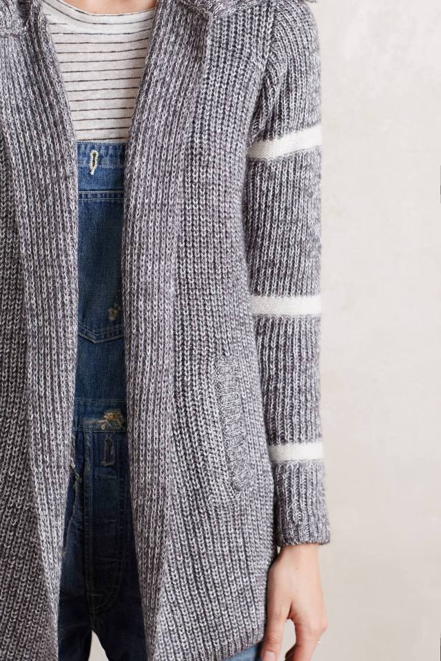 Marled Stripe Cardigan by Splendid