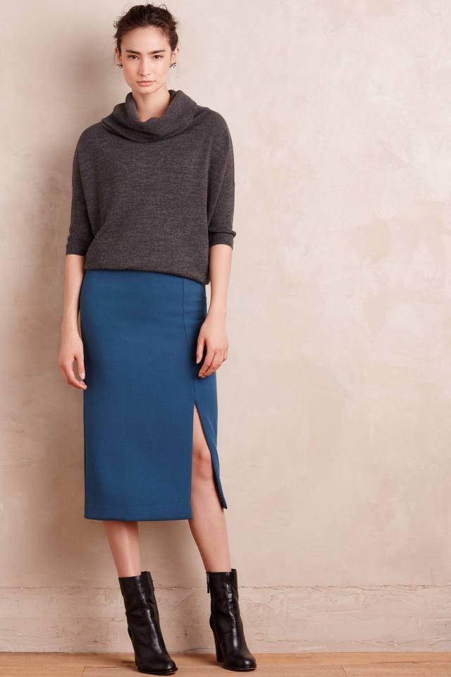 Elly Column Skirt by Sam & Lavi