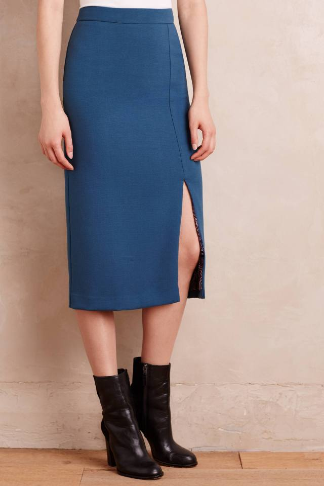 Elly Column Skirt by Sam & Lavi