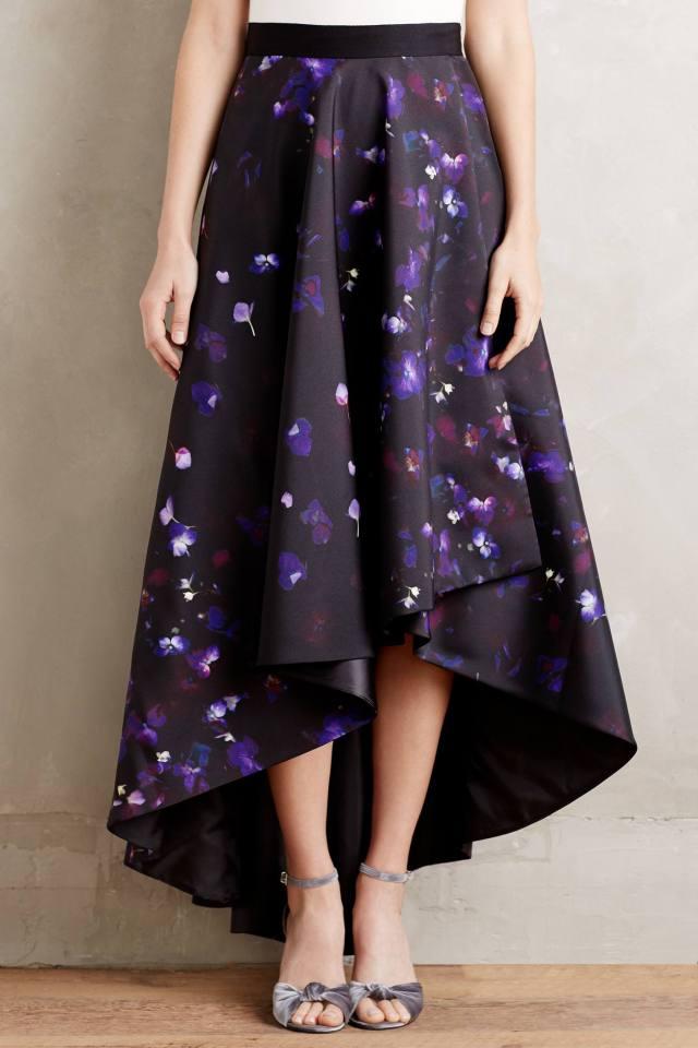 Chaconne Ball Skirt by Nha Khanh