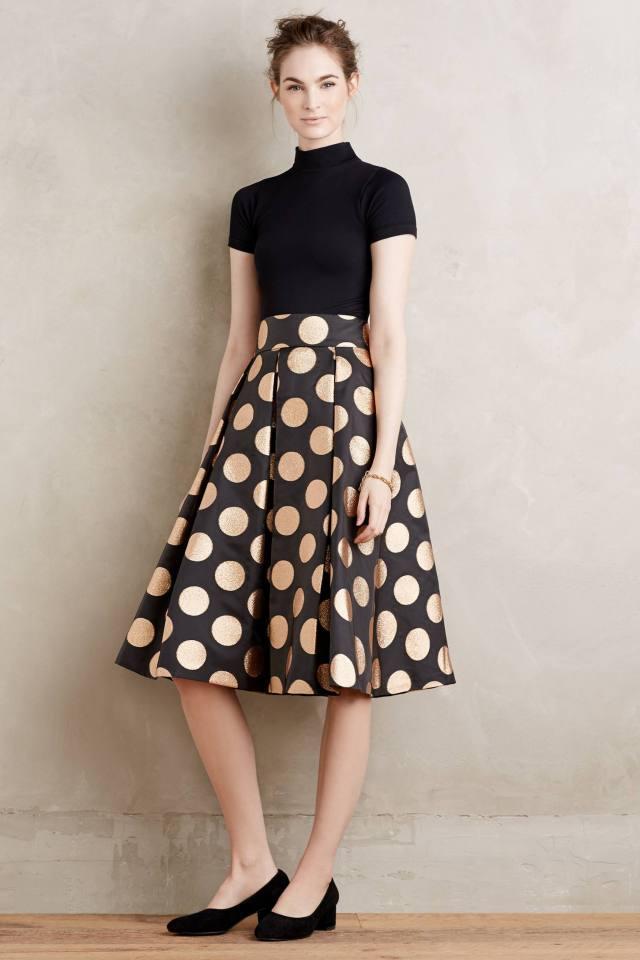 Moonbeam Skirt by Eliza J