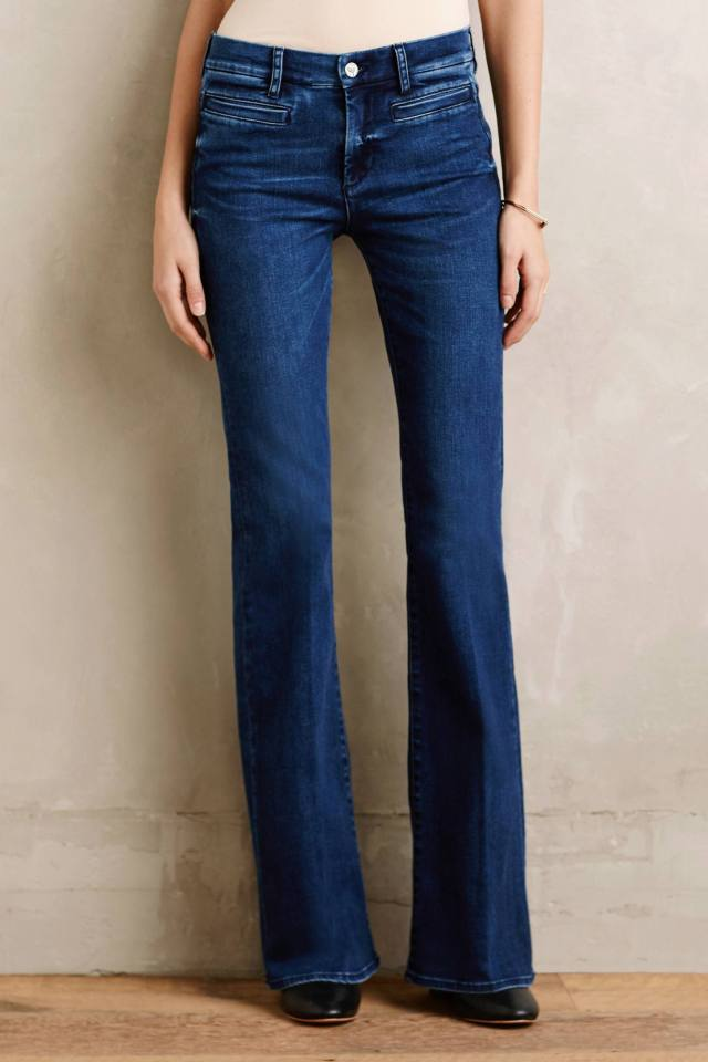 Marrakesh Flare Jeans by MiH