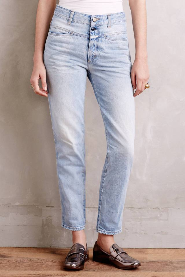 Pedal Icon 85 Jeans by Closed