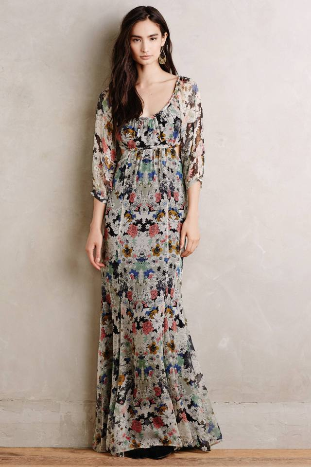 New Leaf Maxi Dress by Twelfth Street by Cynthia Vincent
