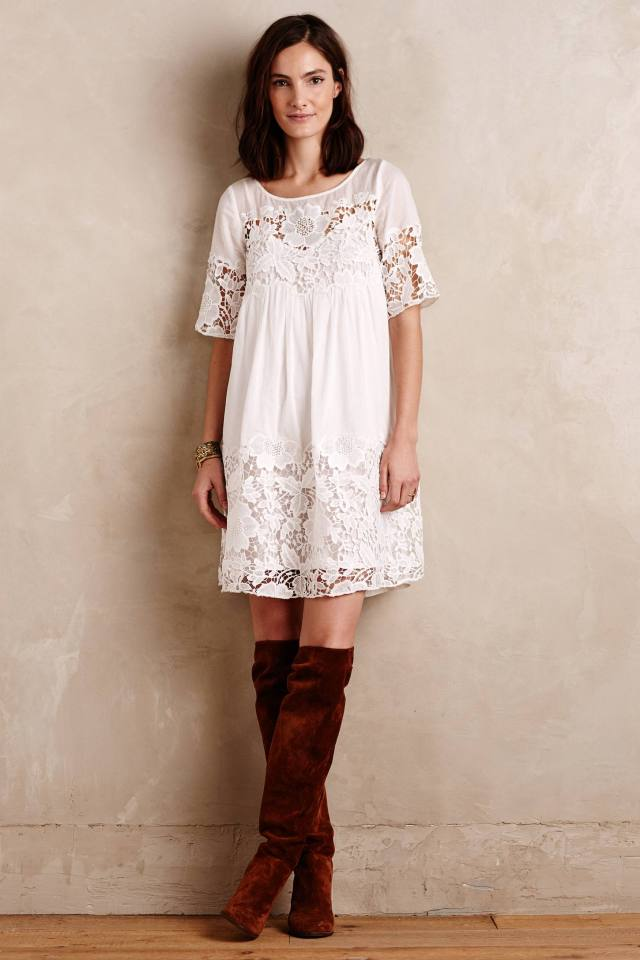 Vincennes Swing Dress by Holding Horses