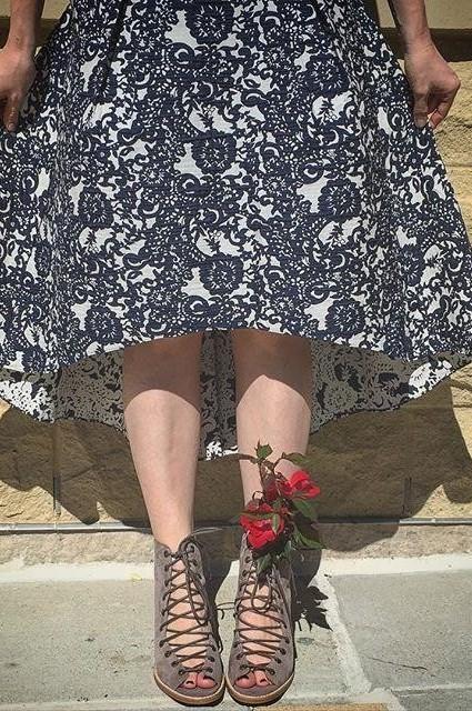 Vespertine Skirt by Sachin + Babi