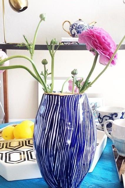 Jardin Des Plantes Vase by Ruan Hoffmann