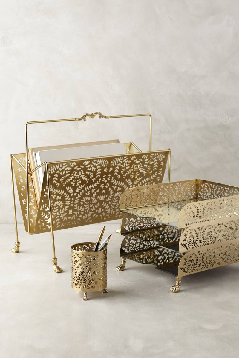 Anthropologie's New Arrivals: Desk Accessories