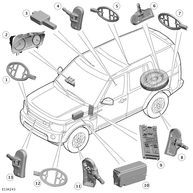 2006 Forenza Transmission Range Sensor Suzuki