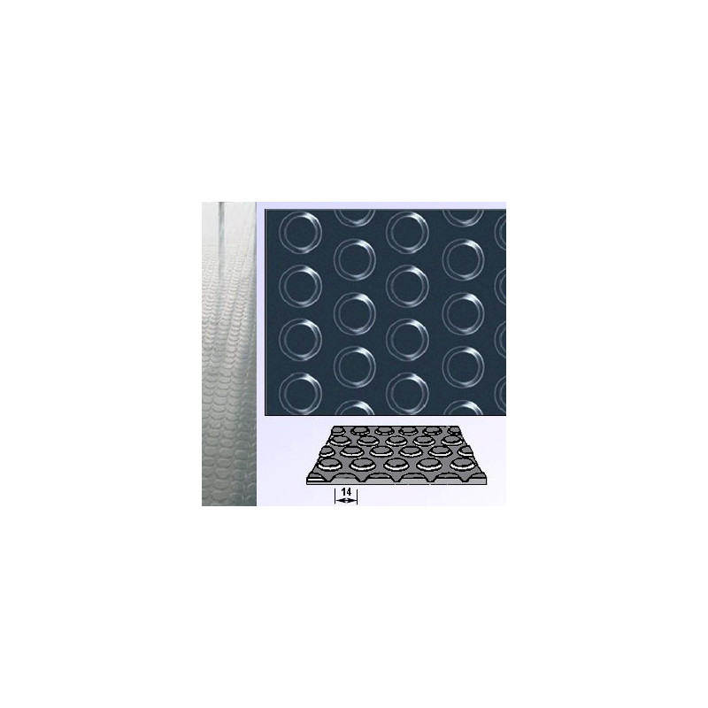 tapis caoutchouc pastille epaisseur 5 mm