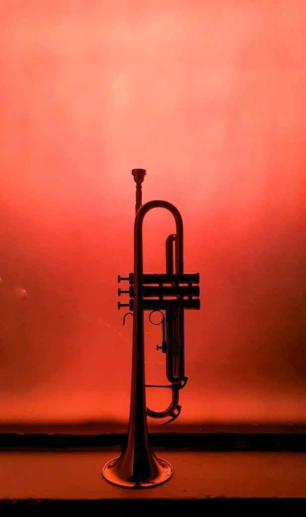 photo of trumpet