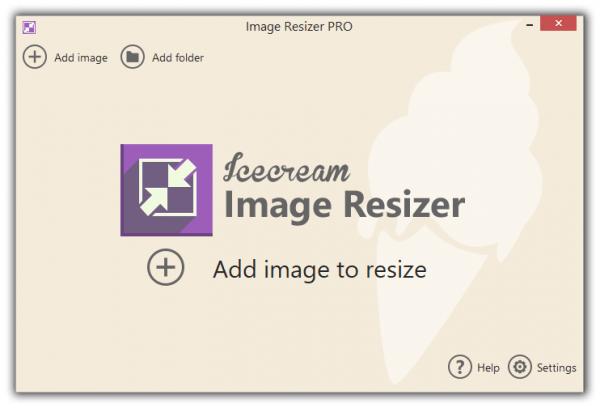 IceCream Image Resizer PRO Serial Key & Patch Free Download
