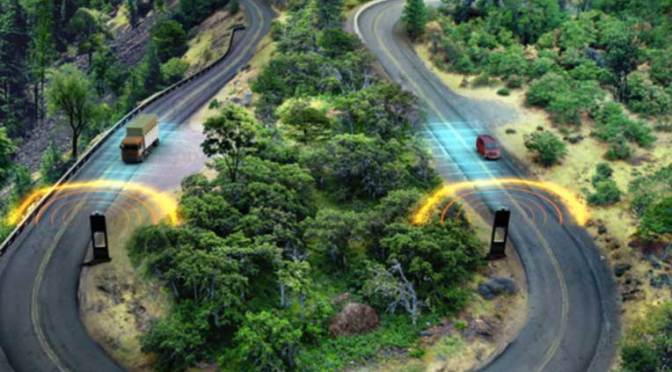 """Anti-Collision Vehicle Management System """"Road That Honk"""" A Very Smart Device For Our Safety"""