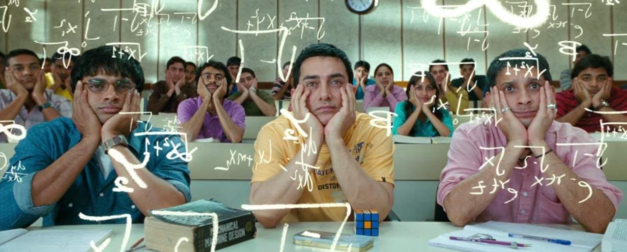 20 hindi movies depicting college life