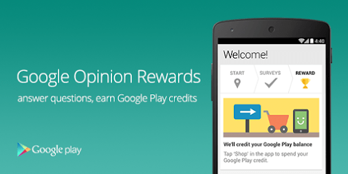 Google Opinion Rewards Android App Now Available in India, Earn Credit