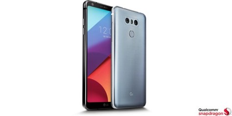lg sets launch g series phones g6 plus g6 pro