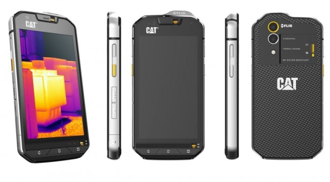 Are You Looking For The Unique And Toughest Phone CAT S60 Is The Toughest Phone Priced At RS.64990
