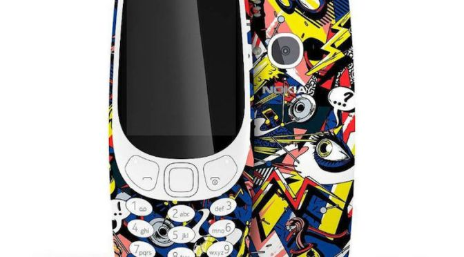 The Classic Nokia 3310 Arrived In India