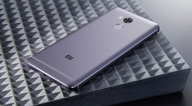 Xiaomi Is Ready To Launch Redmi 4 In India