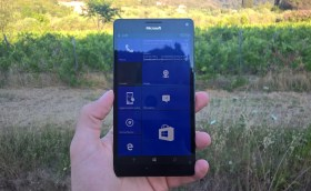 windows 10 mobile c shell screenshots next version os microsoft