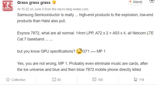 samsungs 14nm chip exynos 7872