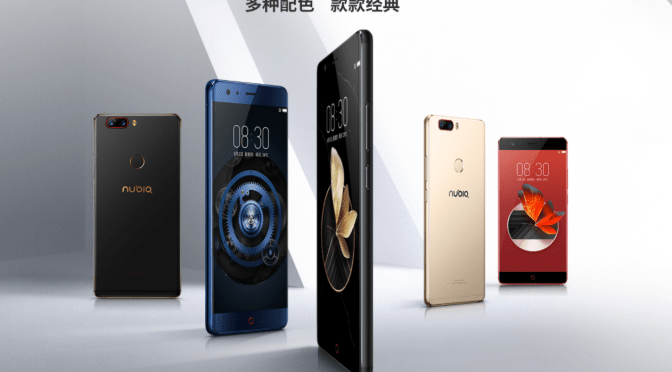 Nubia Z17 Will Only Support Quick Charge 3.0