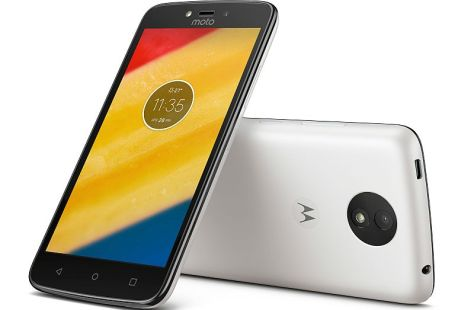 moto c plus 4000mah battery launched india today