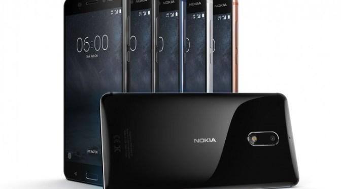 Hardware, Software Changes on International Nokia 6