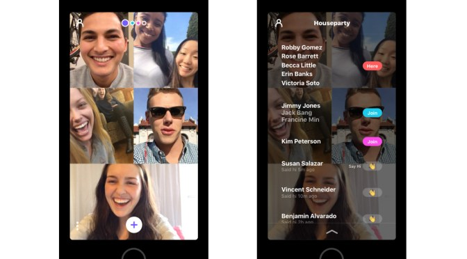 Facebook Working on a Group Video Chat App Inspired by 'Houseparty'