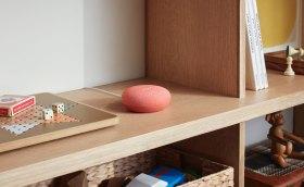 Google Assistant train kids potty eating vegetables sleep