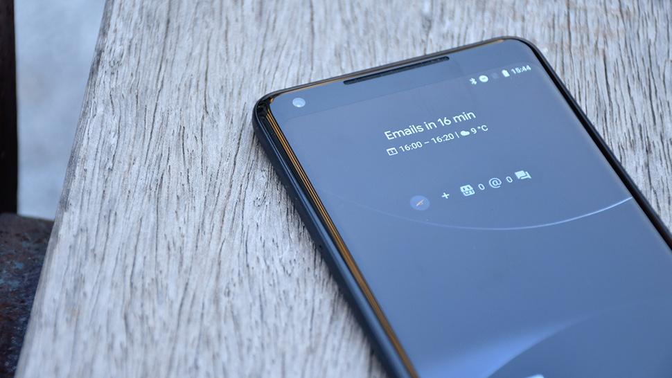Google Pixel 3 Wireless charging Active Edge