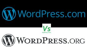 choose right one wordpress com vs wordpress org