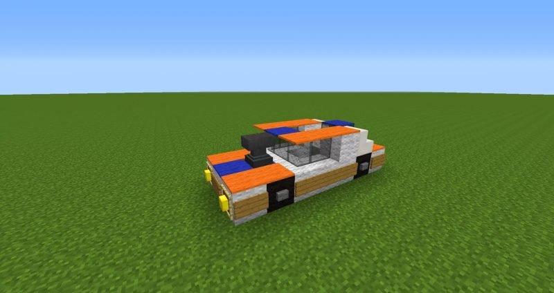 Minecraft'ta hızlı makine