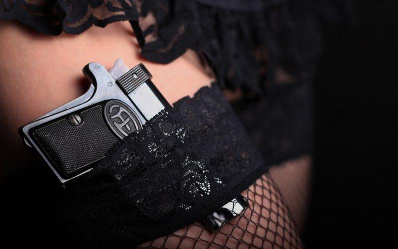Опасные женщины-гангстеры