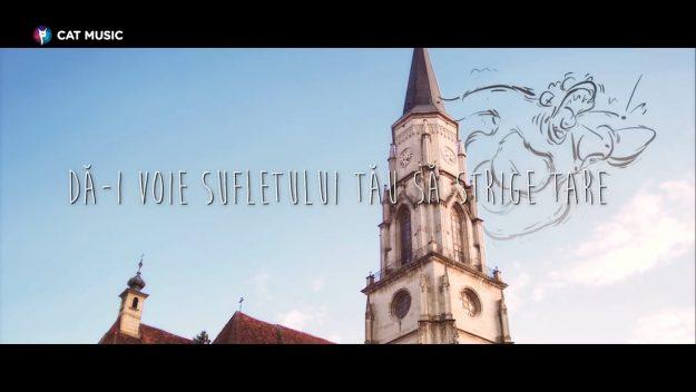 CRUSH + Alexandra Ungureanu - Copiii din noi перевод