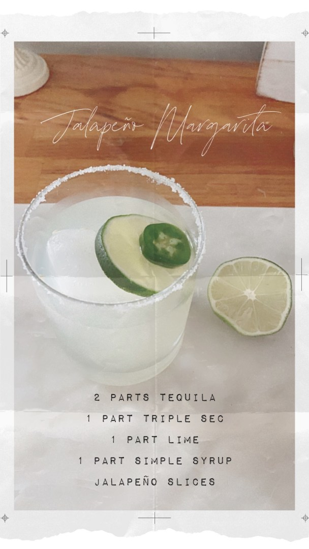 The Best Jalapeno Margarita Recipe Topknots My Thoughts,Questions To Ask When Buying A House For Sale By Owner