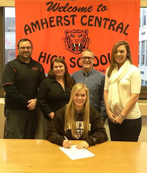 Kathryn Yoder signing to play for St. Bonaventure