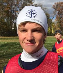 Luke Dennen, 2017 MF, Cathedral, IN