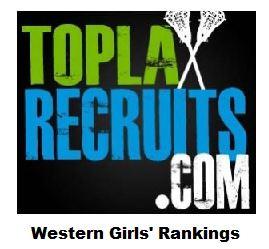 Western Girsl rankings